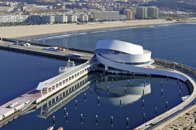 locais para visitar perto do Porto - Porto de Leixoes