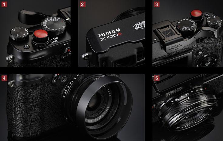 X100S PRETO Limited Edition   Fujifilm