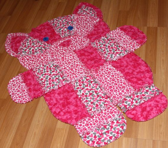 Rag Quilt Animal Patterns : 52 best images about Quilt ideas - rag - shaped on Pinterest Puppys, Turtles and Simplicity ...