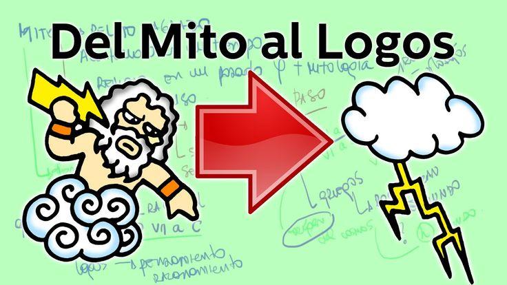 El paso del mito al logos - Filosofía - Educatina