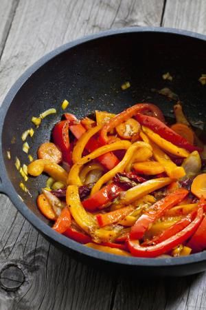 How To Make Fast, Easy and Healthy Mexican Fajitas