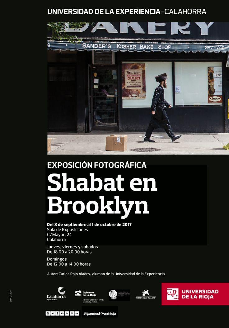 Exposición fotográfica 'Shabat en Brooklyn', de Carlos Rojo Aladro, alumno de la Universidad de la Experiencia. Hasta el 1 de octubre en Calahorra.