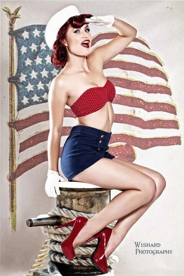 10 Best images about Pin-up girls! Love the 50s & 60s. on ...