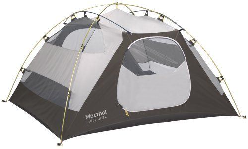 Marmot Limelight 4 Persons Tent, Green, One -- Learn more by visiting the image link.