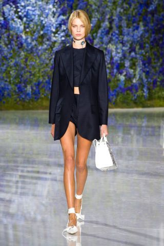 Dior Spring 2016. See all the best looks from Paris Fashion Week: