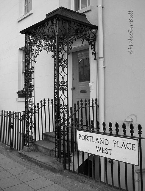 wrought iron porticos | Wrought Iron - Leamington Spa | Flickr - Photo Sharing!