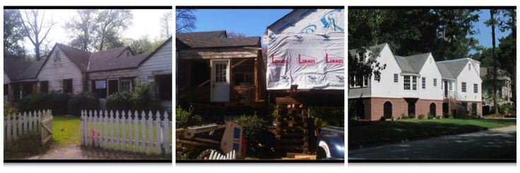 CPEX saved this home from future flooding by raising the entire home 8 feet and rebuilt the damaged foundation.
