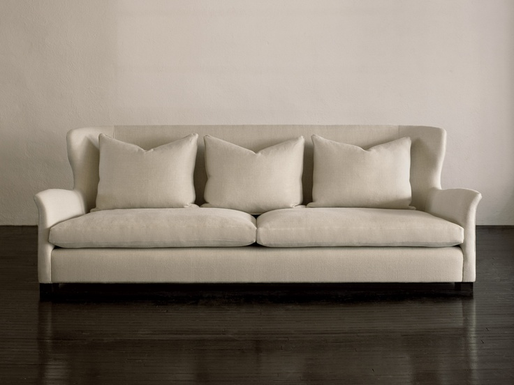 Delightful Montauk Lifestyle. Wingback Sofa. Montauksofa.com