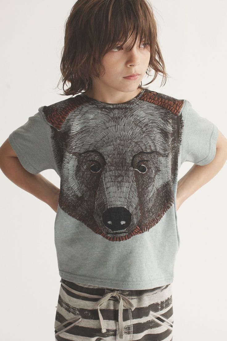 Thea t-shirt beer - SpringStof - The online shop for Little Fashionistas