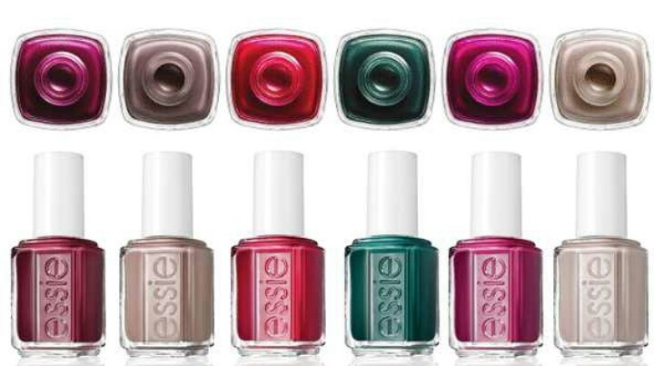 Essie fall collection !