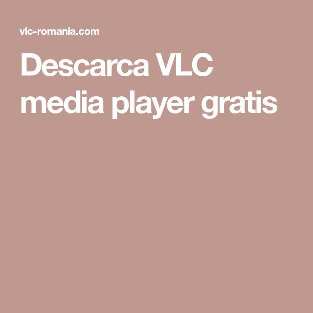 Descarca VLC media player gratis