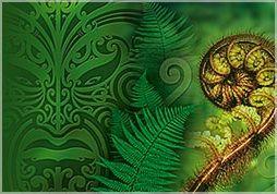 tane mahuta maori god - Koru