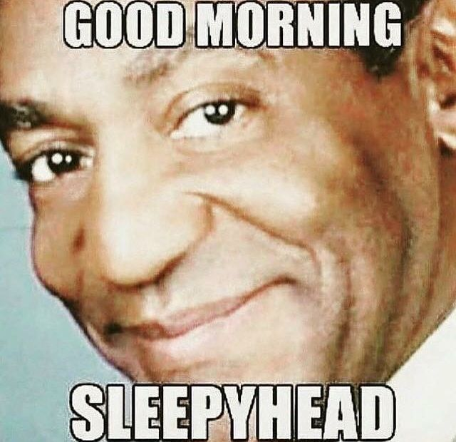 most offensive jokes ever, funny offensive internet jokes, bill cosby good morning sleepyhead