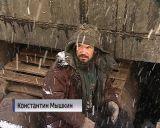 Бомж без ног 3 года жил на теплотрассе