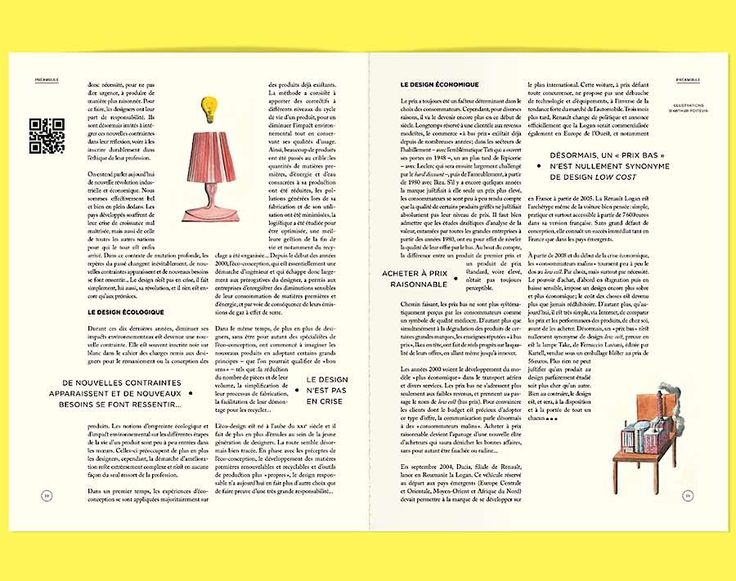 Editorial Design Inspiration: Influencia Magazine