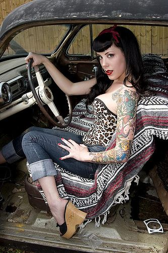 Best Rat Rods Rust Pinups Images On Pinterest Rat