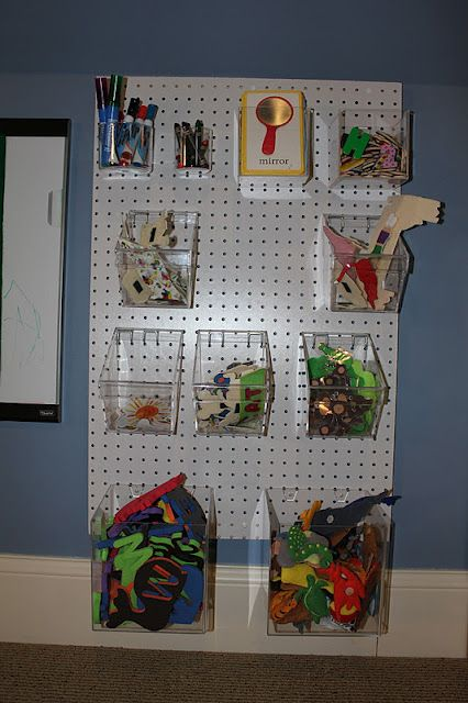 10 Types Of Toy Organizers For Kids Bedrooms And Playrooms: Organization: A Collection Of DIY And Crafts