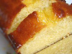 Plum-cake classico ~ senza glutine o lattosio