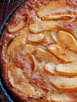 Brown Butter Apple Tart | Recipe | Apple Tarts, Tarts and Apples