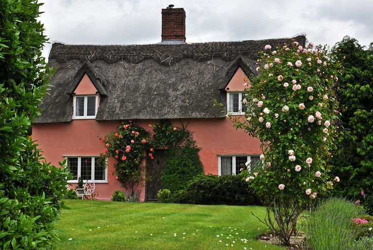 Отраженье ясных звезд в темной воде...(БГ) - Английские дома и розы