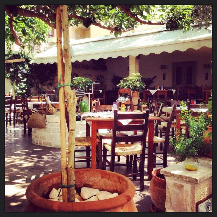 #AlanaRestaurant #OldTown #Rethymno #Crete