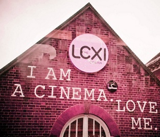 THE LEXI CINEMA: THE NOMAD'S BIG SISTER  www.whereisthenomad.com / www.thelexicinema.co.uk