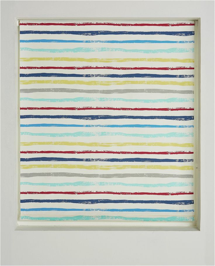 cool HOME Stripe Daylight Roller Blind - 4ft - Multicoloured Check more at http://hasiera.co.uk/s/blinds/product/home-stripe-daylight-roller-blind-4ft-multicoloured/