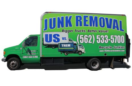 Your call goes direct to a locally owned junk hauling and pick-up service. Their national network of independently owned junk and trash removal companies is standing by to provide you with excellent homegrown trash and waste removal.