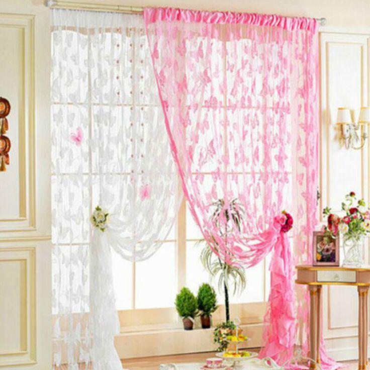 les 25 meilleures id es de la cat gorie rideaux de cantonni re sur pinterest mod les de. Black Bedroom Furniture Sets. Home Design Ideas