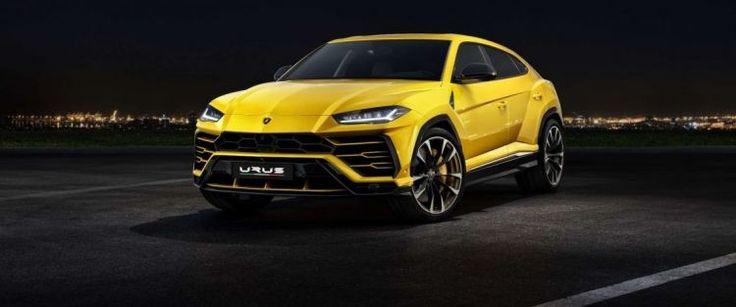 Presenting the Evolution of SUVs - New Lamborghini Urus