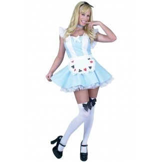 Looking for My Mad Hatter! ~ Sexy Storybook Halloween Costumes