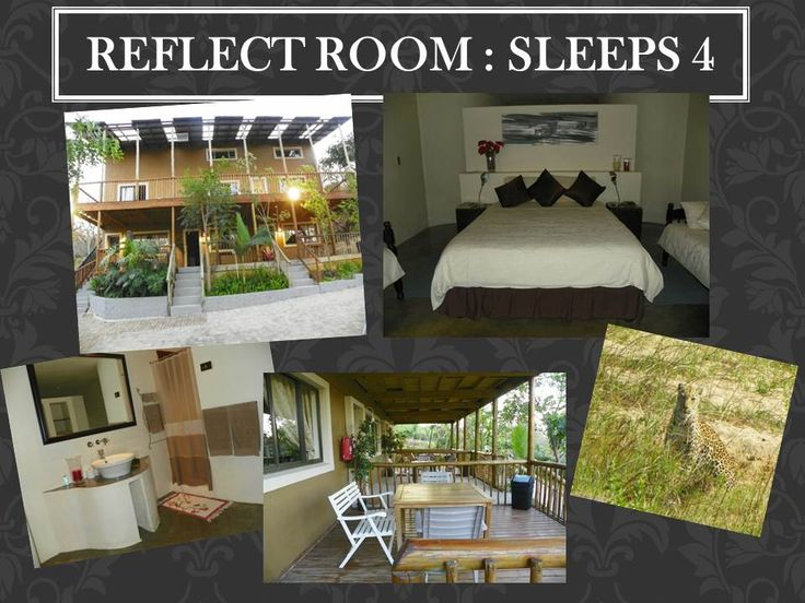 Nandina Guest House and Self Catering Cottages Reflect Room o rent www.nandinacottages.co.za