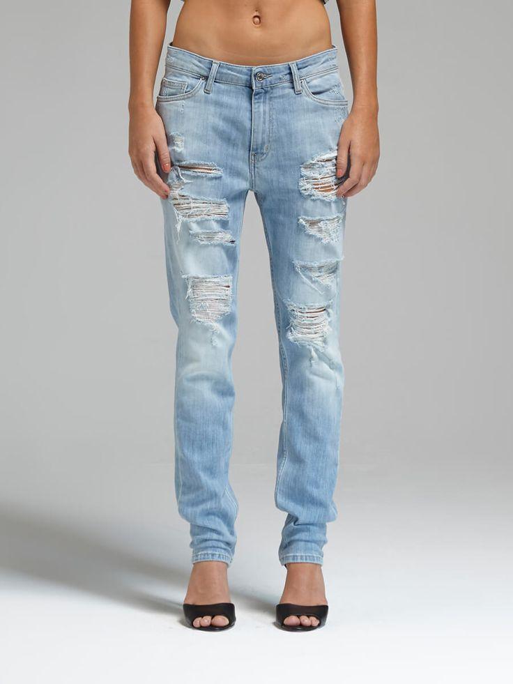 IRO - Jeans Mandy Destroyed Garcon Jean