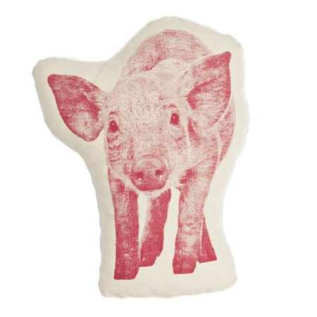 I pinned this Pig Pico Pillow from the Design Report event at Joss & Main!