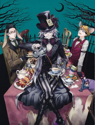 black butler images | Kill Me Sweetly, My Butler (Black Butler fanfic) My fan gay guy who's ...