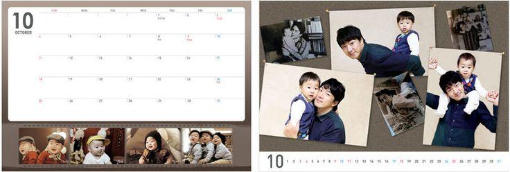 Daehan, Minguk, Manse calendar - October 2015
