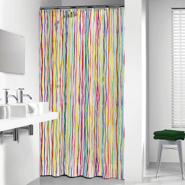 Net als uw woonkamer en slaapkamers, verdient uw badkamer ook een eigen 'touch'. Met de uitgebreide collectie douchegordijnen kunt u uw badkamer omtoveren tot een oase van reinheid en rust. Maar ook liefhebbers van drukke patronen of mooie teksten kunnen hun hart ophalen en kiezen uit de grote collectie douchegordijnen van De Gordijnspecialist. Er zijn twee soorten materialen verkrijgbaar, namelijk een textiel douchegordijn en een Peva kwaliteit.