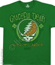 get your green on :): Shirts, Medium Grateful, Dead Boston, Grateful Dead, Boston Gardens, Holidays Assort, Shamrock St., Mail Ships, Priorities Mail