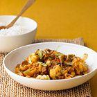 Thaise curry met bloemkool