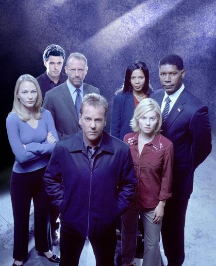 24 season 2 Main Characters