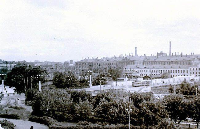 Фабрики Иваново - старые фото