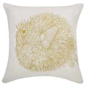 Thomas Paul: Puffer Fish, Life Puffer, Sea Illustrations, Pufferfish, Paul Sea, Fish Pillows, Thomas Paul, Doce Paul, Dreams Beaches Houses