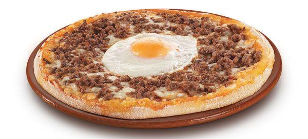 Telepizza oferece a nova Pizza Bitoque
