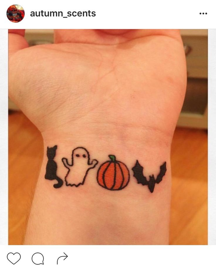 Halloween tattoo                                                                                                                                                                                 More