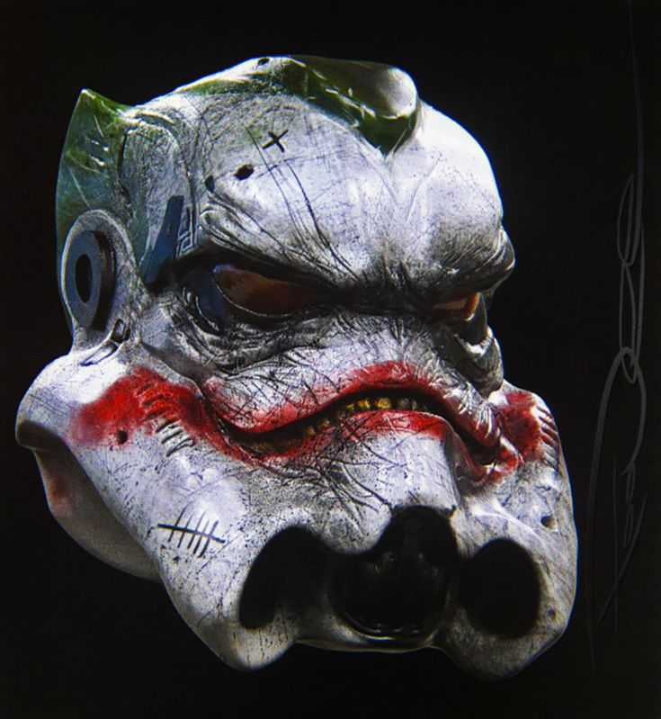 Badass Helmet Concepts - nicolai-tudi
