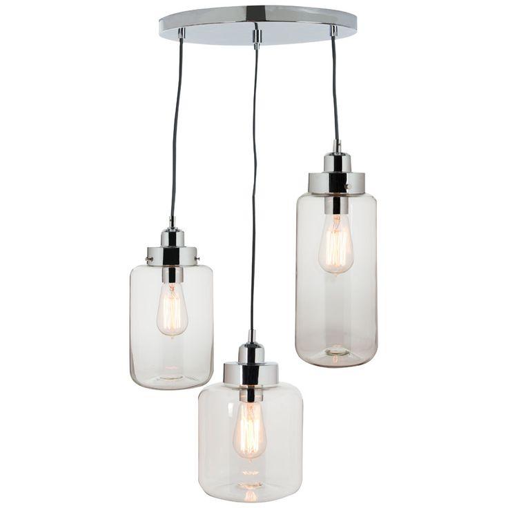 Suspension Jar <br />3 lumières - 4011280