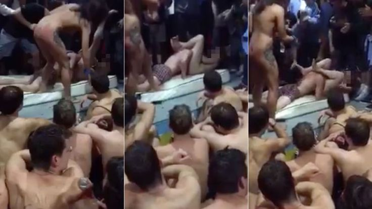 Indiana University Frat Suspended After Video of Possible Sexual Assault Hazing Surfaces