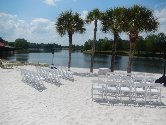 The Hyatt Grand Cypress Resort Has A Beach Venue For Intimate And Destination Weddings They