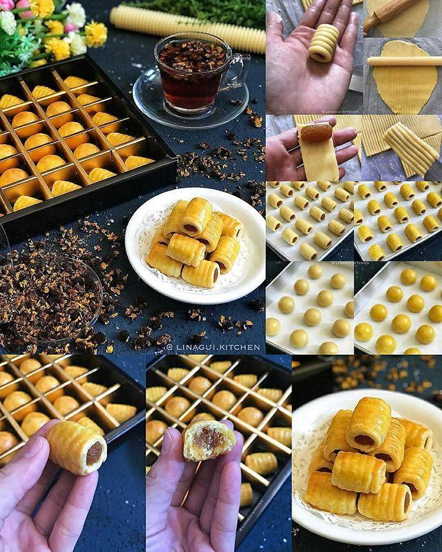 Nastar Renyah Rebaked By Linagui Kitchen Recipe By Tintinrayner Bahan Kulit 125 Grbutter 125 Grmargarin 2 Btrkuning Tel Snack Cake Desserts Dessert Recipes