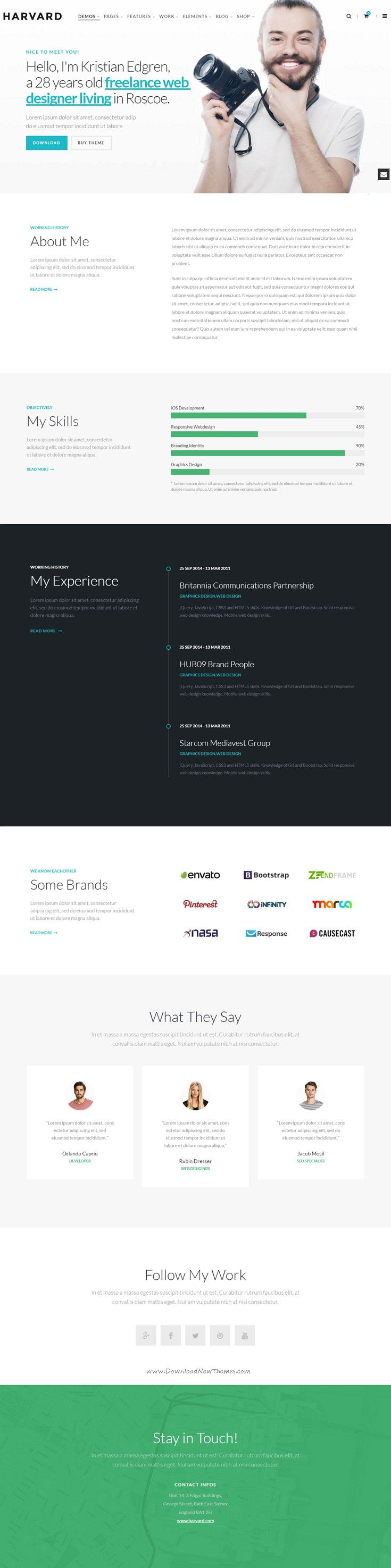 15 Best Online Cv Images On Pinterest Cleanses College Life And